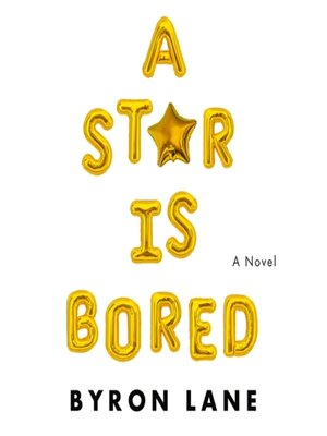cover image of A Star Is Bored